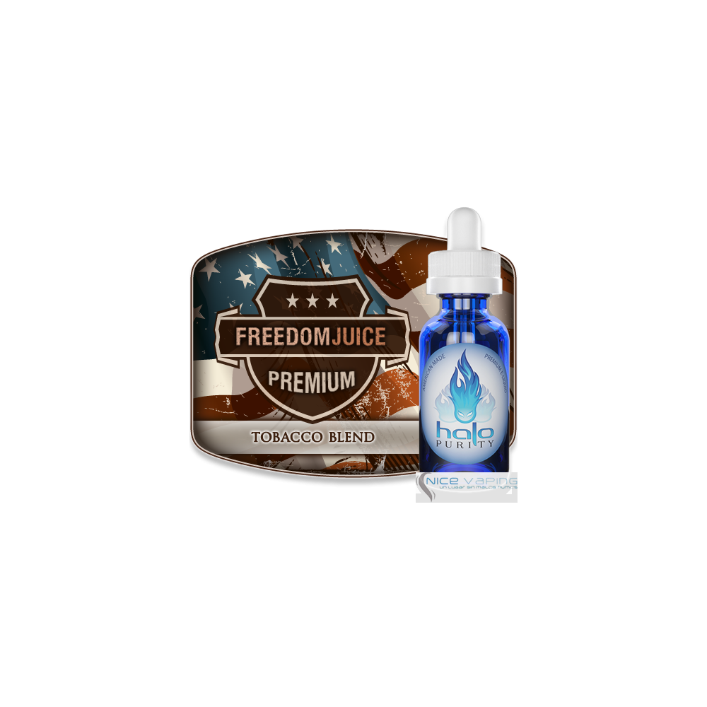 Freedom Juice by Halo-SG Tobacco