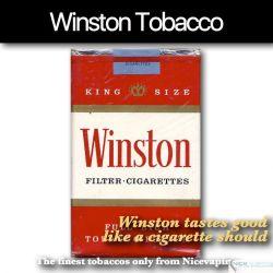 Winston Tobacco Ultra