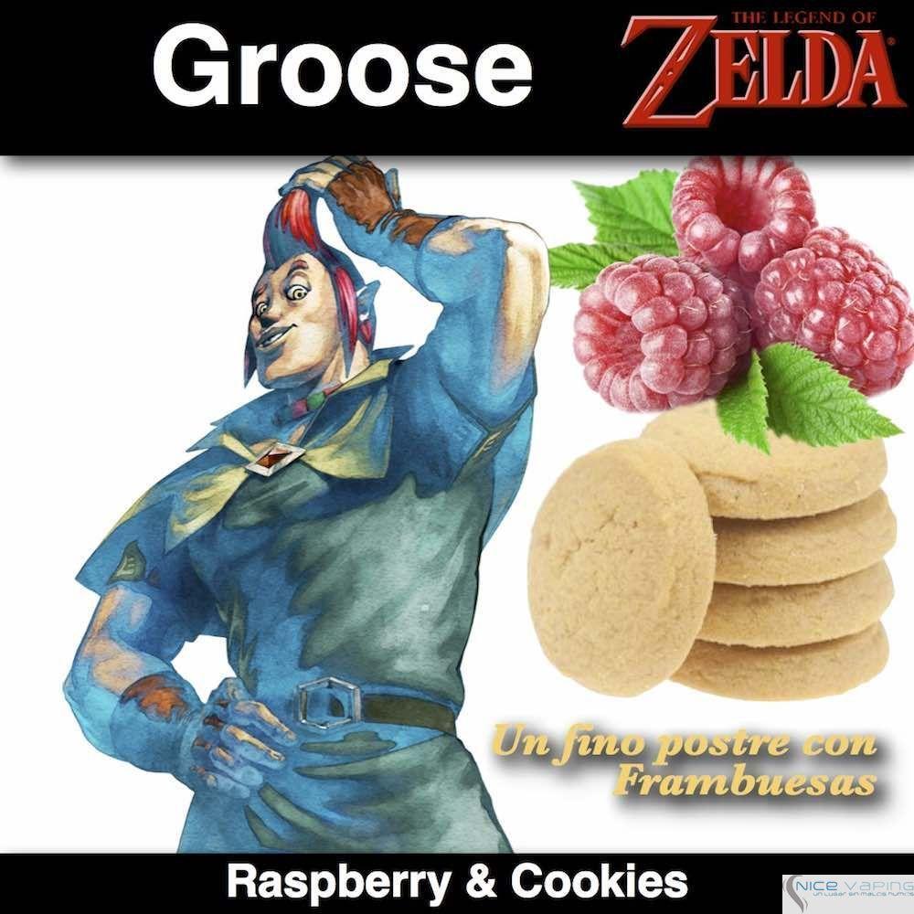 Groose, The legend of Zelda Premium
