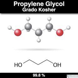 Propylen Glicol (PG) - Grado Kosher