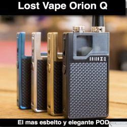 LOST VAPE ORION Q 17W AIO POD Kit - Mod Only