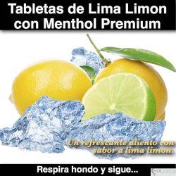 Menthol Lima Lemon Premium