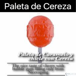 Cherry Lollipop - De la Rosa
