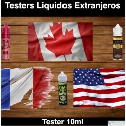 Testers foreign liquids