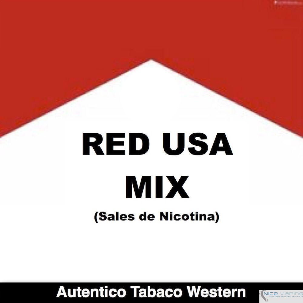 Red USA Mix  (Sal de Nicotina)