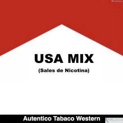 Red USA Mix - (Nicotine Salts)