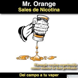 Mr. Orange  (Sal de Nicotina)