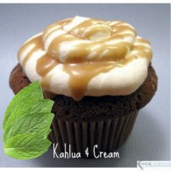 Kahlua Mint and Cream Dessert Premium