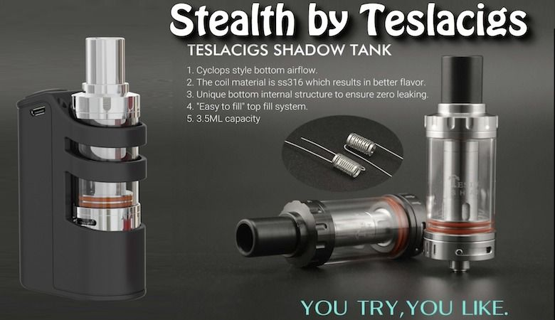 Stealth by Teslacigs