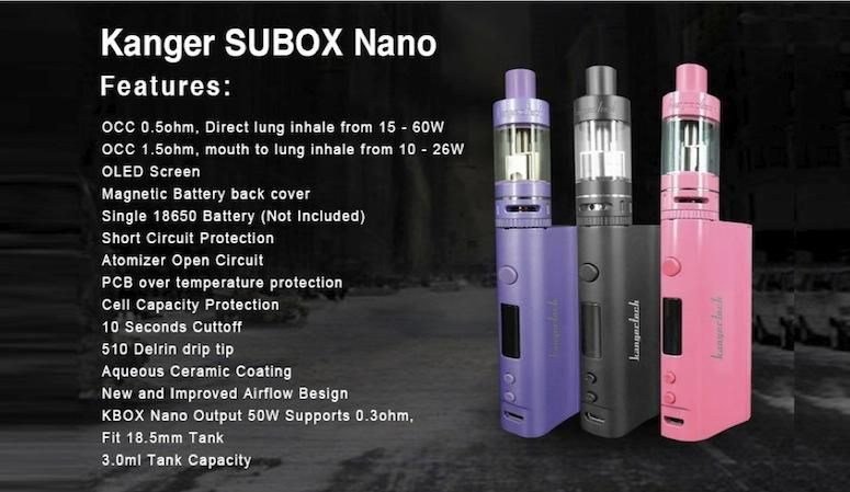 Subox Nano